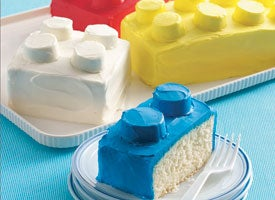 Illustration for article titled Betty Crocker LEGO Cake Recipe Makes Us Want to Build Giant Sweet Death Star