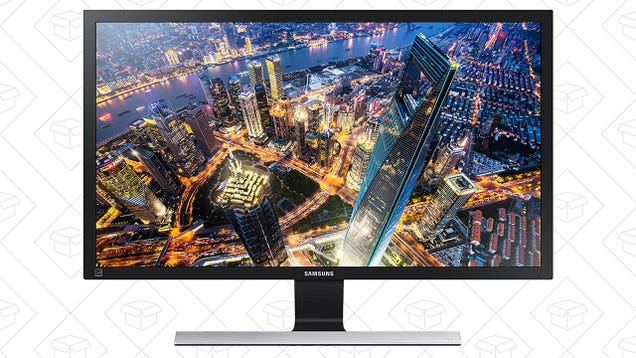 Upgrade your monitor to 4k for 230 today only utter buzz if youre ready to make the leap to 4k and if your computer can handle it amazons blowing out refurbished 28 samsung monitors for just 230 fandeluxe Gallery