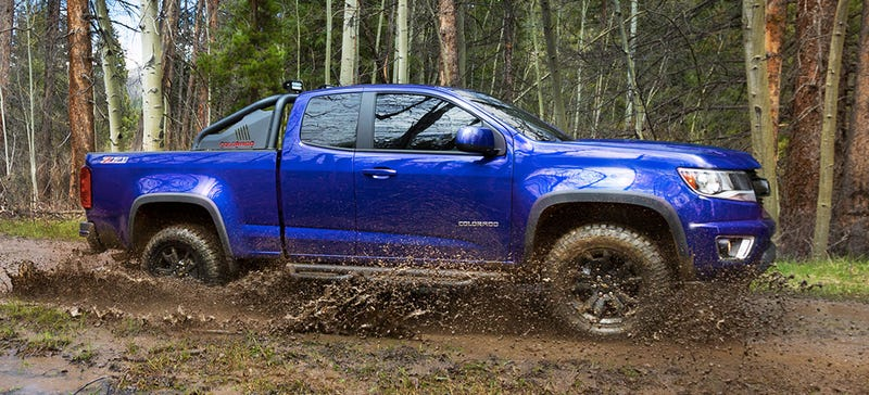 I hope this chevy trail boss means roll bars are making a comeback aloadofball Choice Image