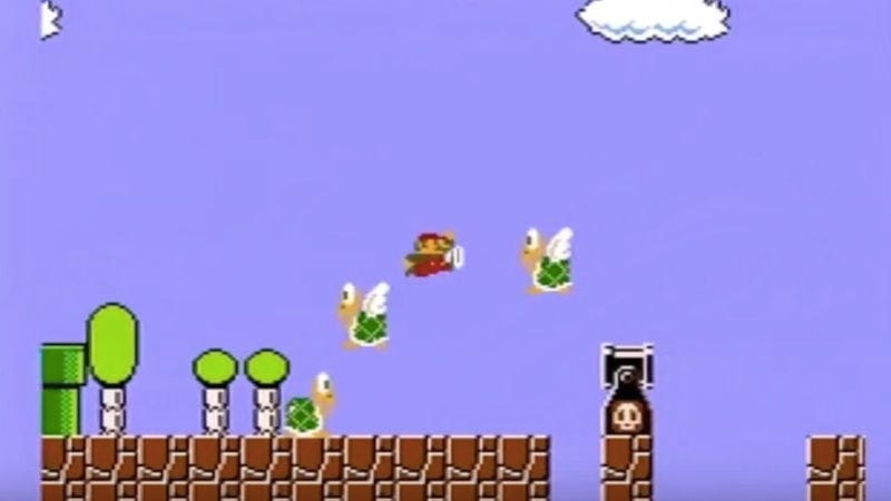 Illustration for article titled Someone just set a new Super Mario Bros. speedrun record