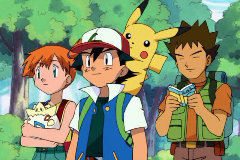 Illustration for article titled Brock And Misty Are Returning To The Pokémon TV Anime