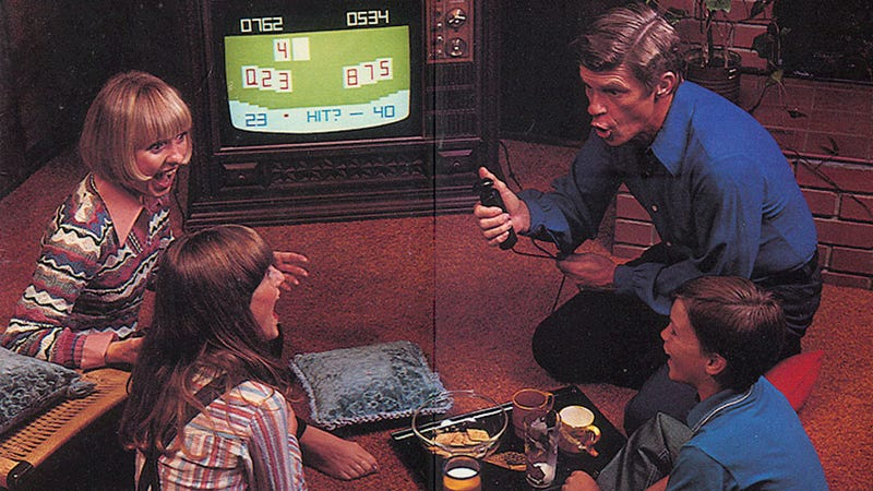 Illustration for article titled Remembering The First Console To Use Cartridges