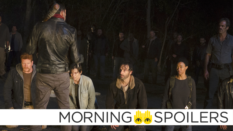 Illustration for article titled Could NeganKill More Than One Main Character in The Walking DeadSeason Premiere?