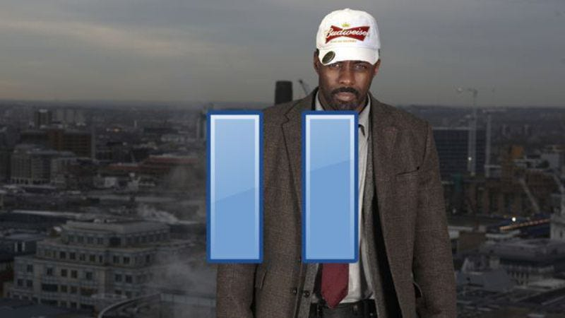 Illustration for article titled Fox pauses its Luther remake, surprised it couldn't find another Idris Elba