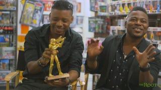 Samgoma and Samtubia Edwards  YouTube screenshot