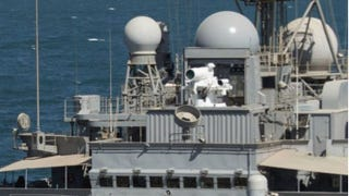 Illustration for article titled The U.S. Military Has Deployed A Laser Weapon To The Persian Gulf