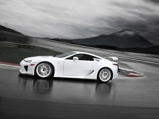 Illustration for article titled Yamaha Wants You To Hear The Lexus LFA