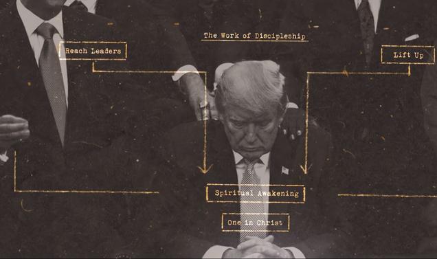 "Netflix's new docuseries investigates ""secretive Christian organization"" influencing the White House"
