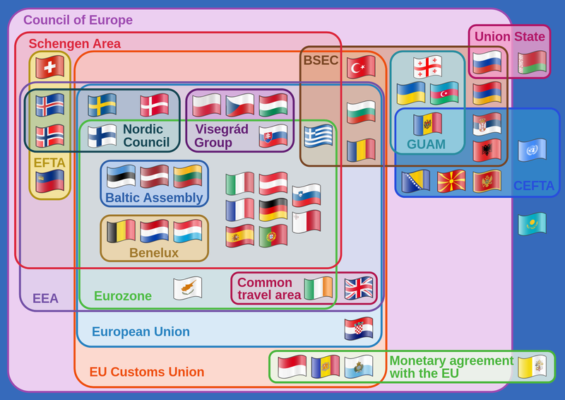 Illustration for article titled Europe is Confusing