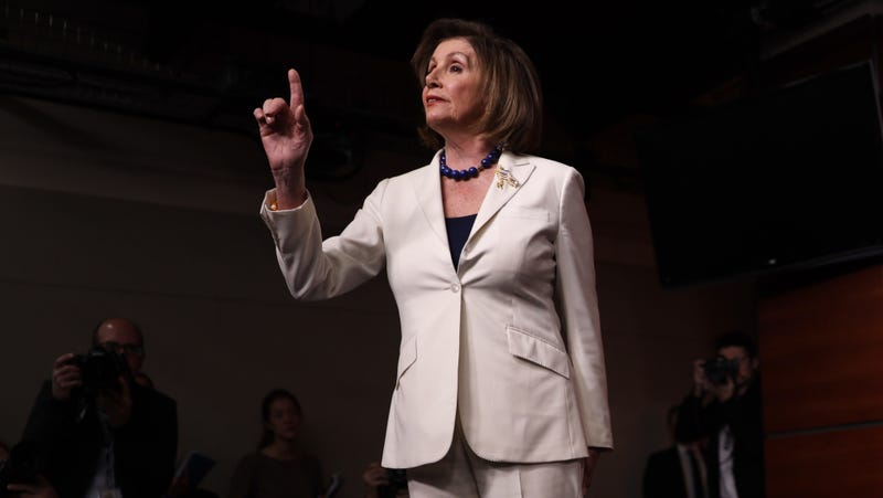 Illustration for article titled Here Comes the 'Yass Queen' Nancy Pelosi Crowd