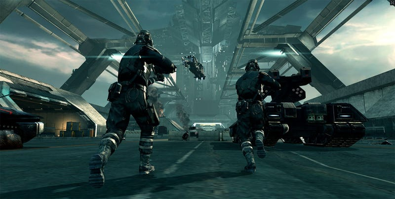Illustration for article titled Dust 514 Isn't Really Free-to-Play [Update]