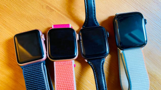 The Apple Watch Could Use a Redesign