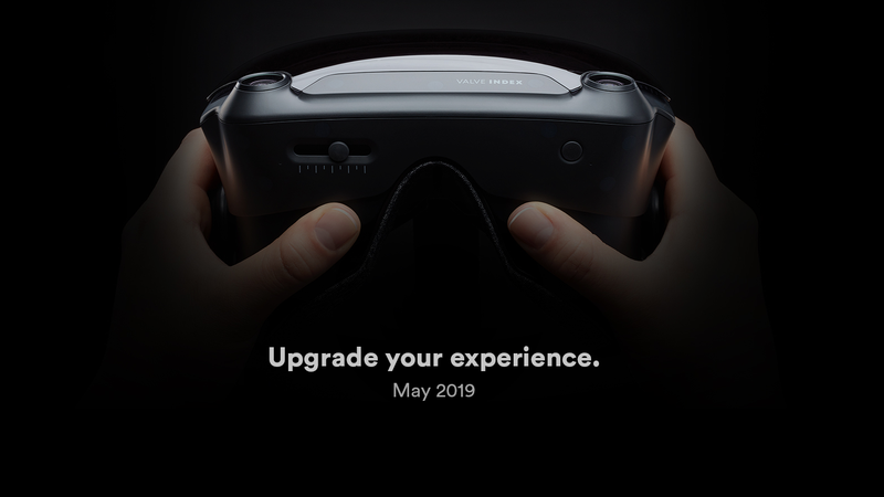 Illustration for article titled Valve Teases New VR Headset, More Info Coming In May