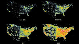 Illustration for article titled GLOBE at Night Helps Fight Light Pollution
