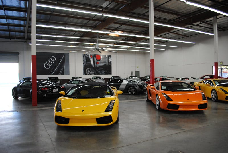 Progressive Car Dealership