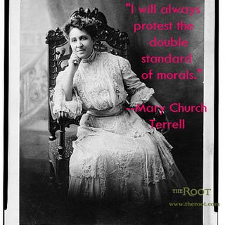 Mary Church Terrell (Library of Congress)