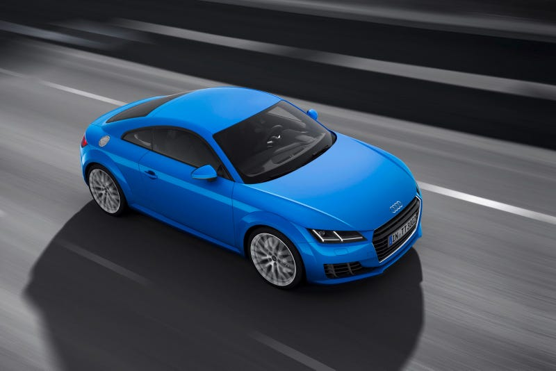 Illustration for article titled The More I Look At The 2015 Audi TT...