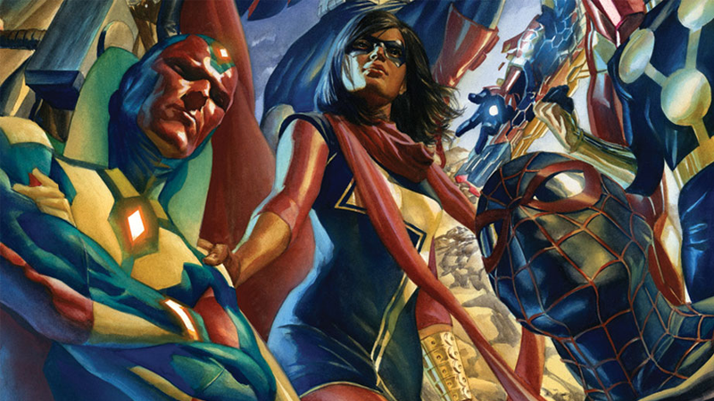 "Illustration for article titled Where Marvel's ""All-New, All-Different"" Universe Stands Right Now"