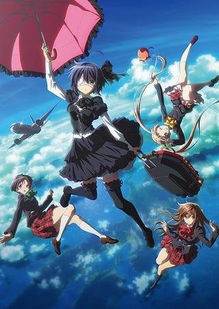 Illustration for article titled Chuunibyou demo Koi ga Shitai! Is getting a Movie!