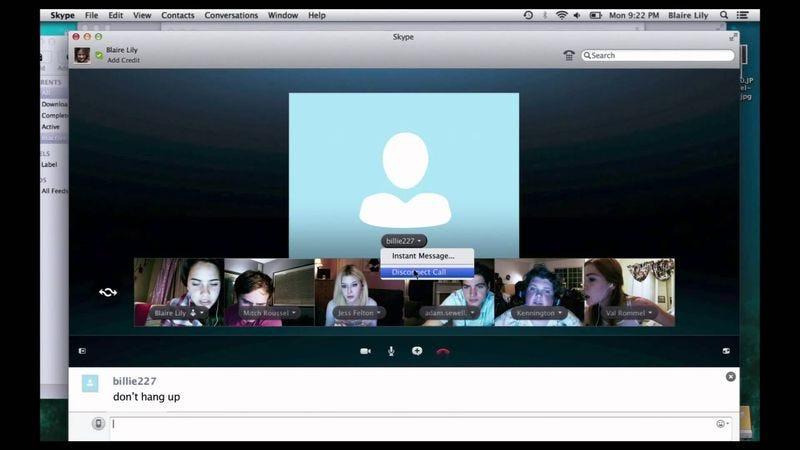 Illustration for article titled Unfriended redefines art direction for the webcam era