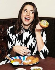 Illustration for article titled Marketing Aubrey Plaza