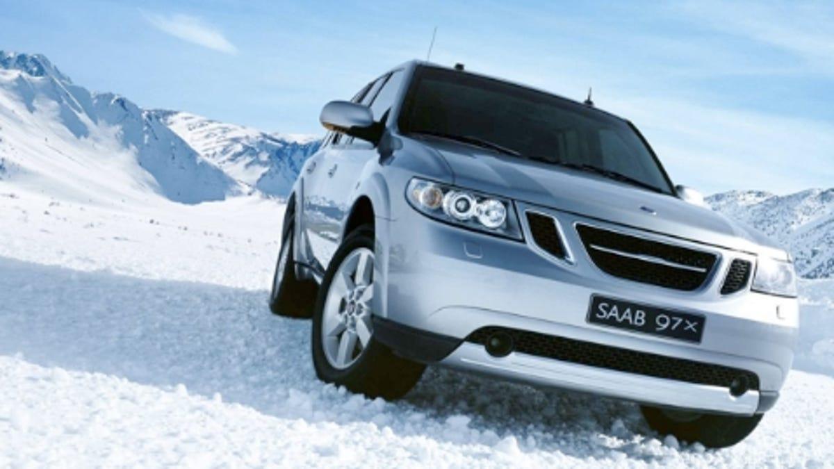Saab saab 97x : Deal of the Week: 2007 Saab 9-7x