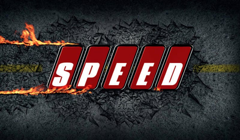 Illustration for article titled Naked Man Nakedly Breaks Into SPEED Channel And Proceeds To Do Crazy Naked Things
