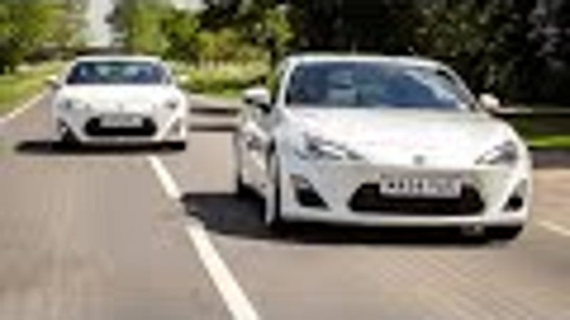 Why A Supercharger Really Is Just What The Scion FRS Needs