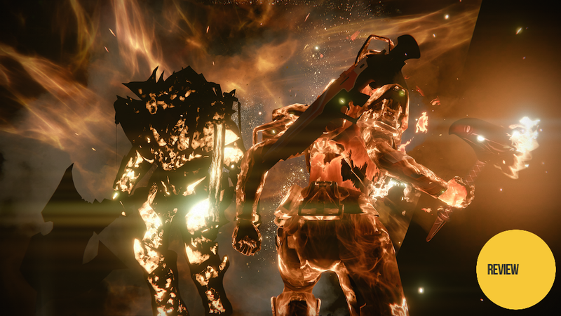 Destiny The Taken King The Kotaku Review