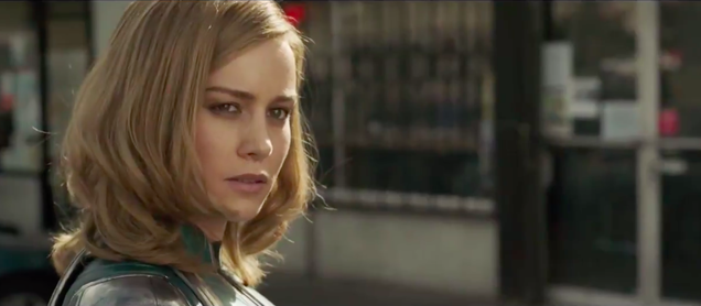 This Captain Marvel extended scene allows Carol Danvers to detoxify some masculinity