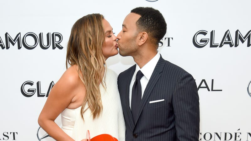 Illustration for article titled John Legend and Chrissy Teigen Will Bring Us Genuine Joy This Christmas