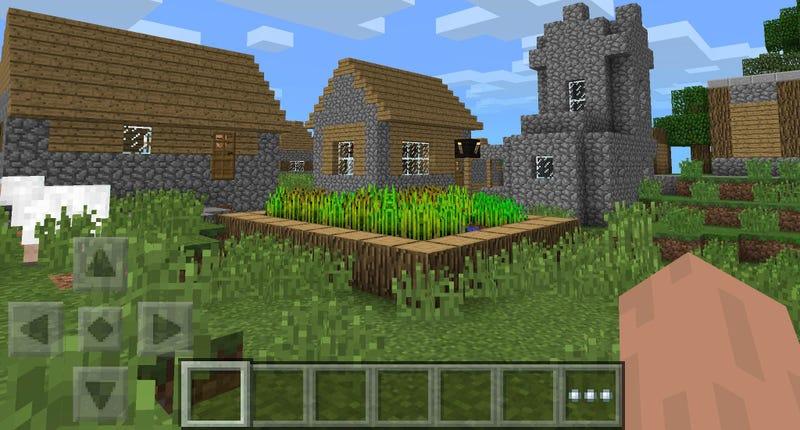 Minecraft: Pocket Edition Just Got A Whole Lot Better