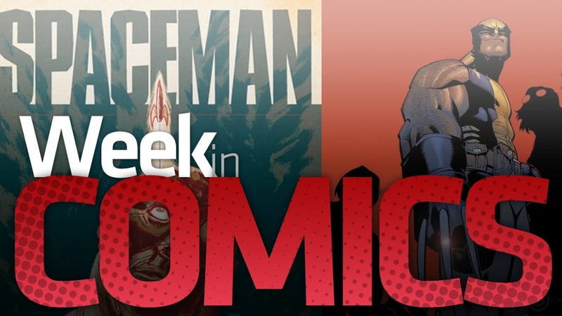 Illustration for article titled A Cowboy in Gotham, a Spaceman and the All-New X-Men Highlight This Week's Best New Comics