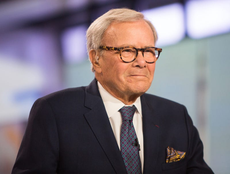 Illustration for article titled Tom Brokaw Touched So Many Women Would Go Out Of Their Way To Defend Filthy Old Pervert Like Himself