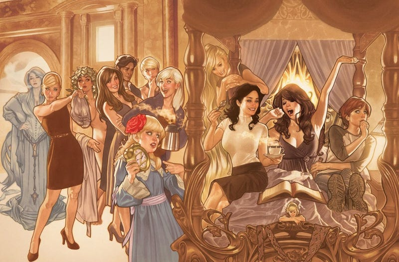Illustration for article titled 10 Subversive Princess Stories That Are The Perfect Antidote To Disney