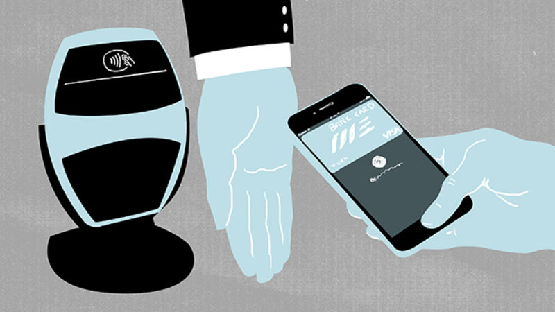 Illustration for article titled Apple Said To Be Developing a Person-to-Person Payment Service
