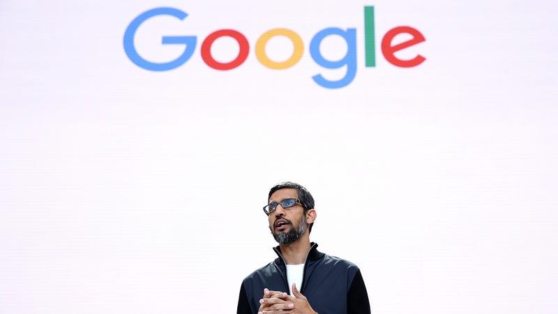 Google CEO Sundar Pichai (Image: Getty)