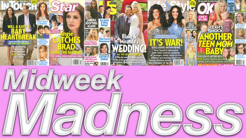 Illustration for article titled This Week In Tabloids: The Kate Middleton Infertility Rumors Begin