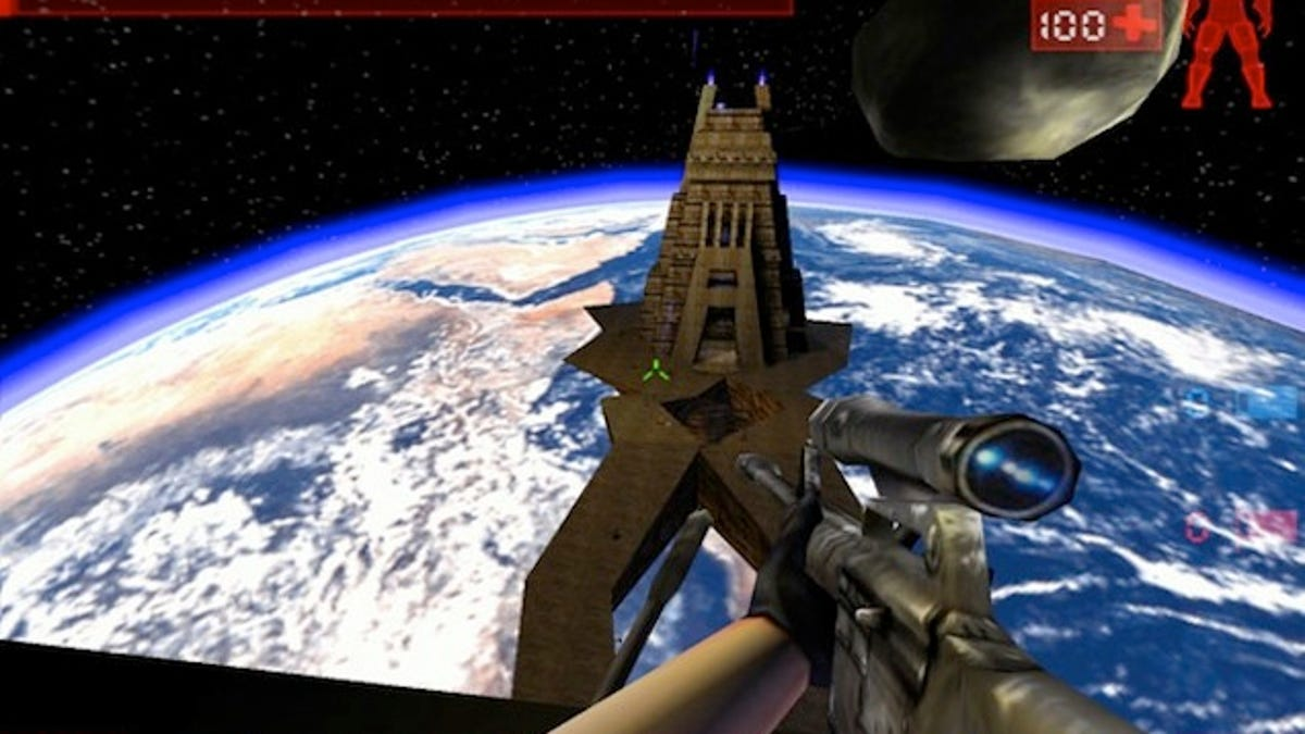 Unreal Tournament S Facing Worlds Is Still The Best Multiplayer Map