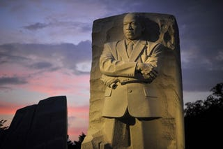 Dr. Martin Luther King, Jr. National Memorial (Getty)