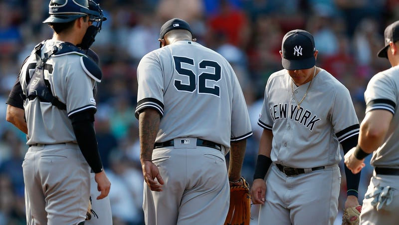 Illustration for article titled The Yankees' Rotation Has Been Sinful. What Can They Kind About It?