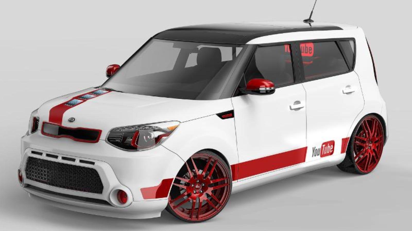 Kia motors america announces plans for social media fueled for Kia motors usa com