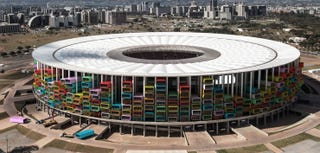 Illustration for article titled How Vacant World Cup Stadiums Could Be Turned Into Housing