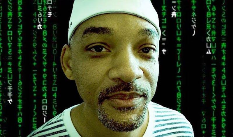 Illustration for article titled Will Smith explica por qué rechazó el papel de Neo en Matrix