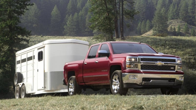 Illustration for article titled The New 2014 Chevy Silverado And 2014 GMC Sierra: Conservatism Squared