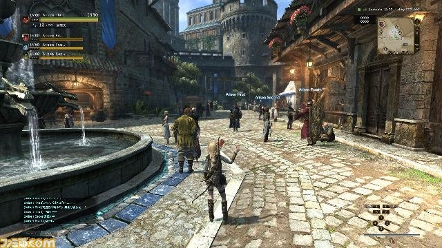 Compared to the Original, Dragon's Dogma Online Will Be a ... on dark souls map, hyrule warriors map, among the sleep map, l.a. noire map, divinity ii map, fallout new vegas ultimate edition map, valhalla knights 3 map, bound by flame map, lords of the fallen map, medieval total war viking invasion map, skyrim throat of the world map, metal gear solid v: the phantom pain map, fallout 3 map, crimson alliance map, dragon's den map, dragon ball raging blast map, dragon age: inquisition map, conker's bad fur day map, the elder scrolls v: skyrim map, tales of zestiria map,