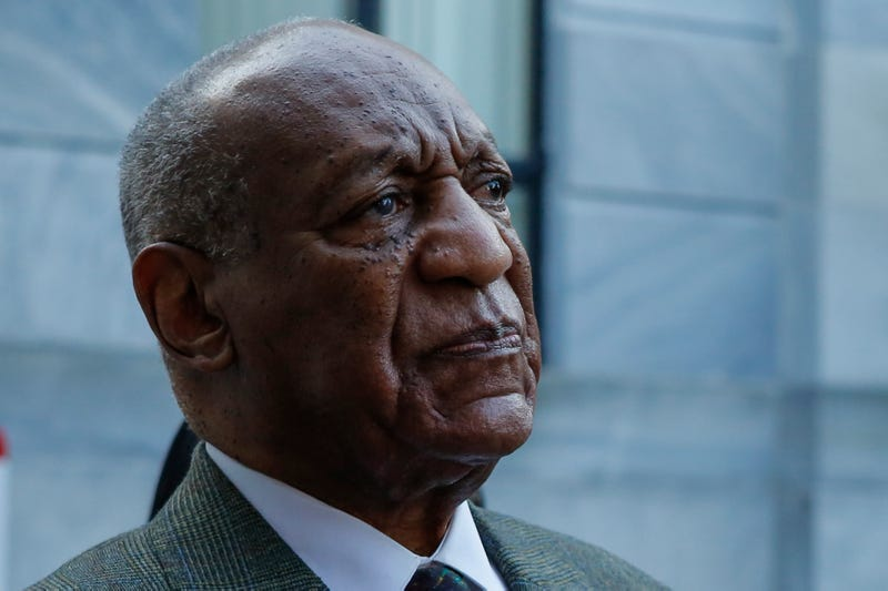 Bill Cosby outside the Montgomery County Courthouse after attending a trial hearing in his sexual assault case in Norristown, Pa., on Nov. 2, 2016. KENA BETANCUR/AFP/Getty Images