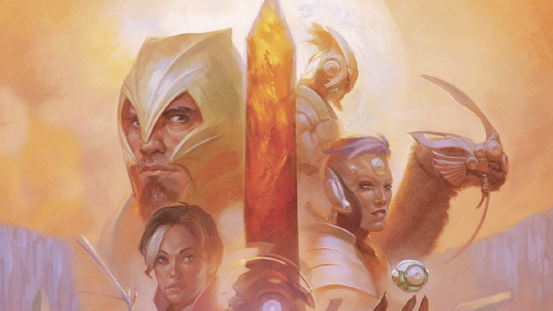 Illustration for article titled A new age of science-fantasy RPGs dawns with Numenera