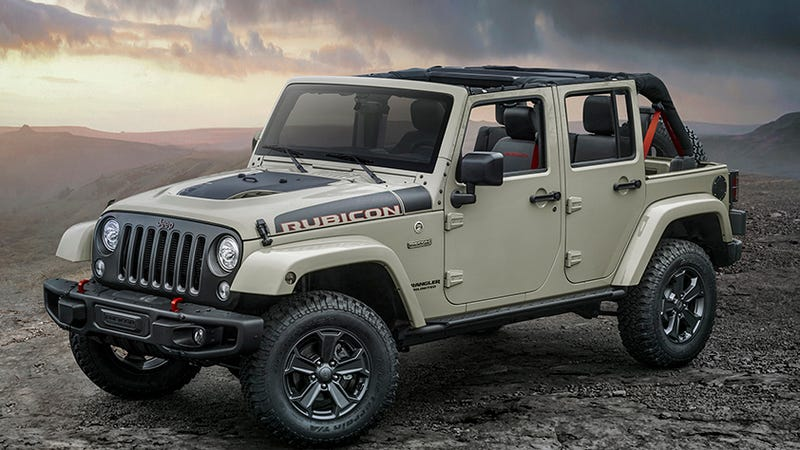 Why The Jeep Wrangler Rubicon Recon Is The Jeep You Want Now