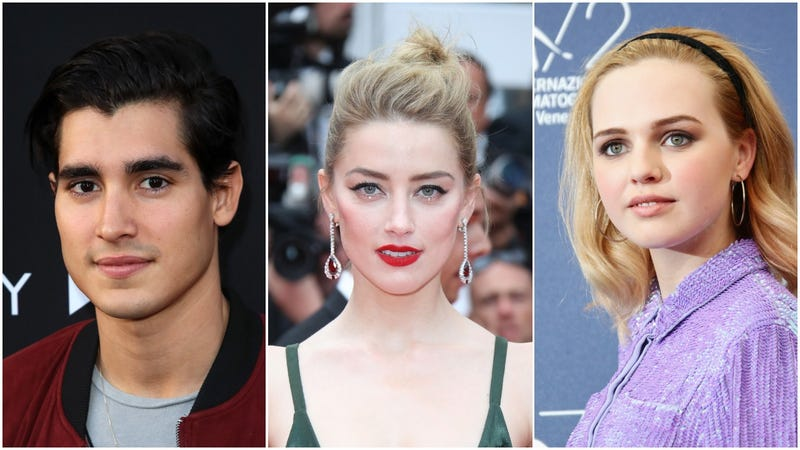 Illustration for article titled Amber Heard, Odessa Young, and Henry Zaga confirmed for CBS All Access' The Stand